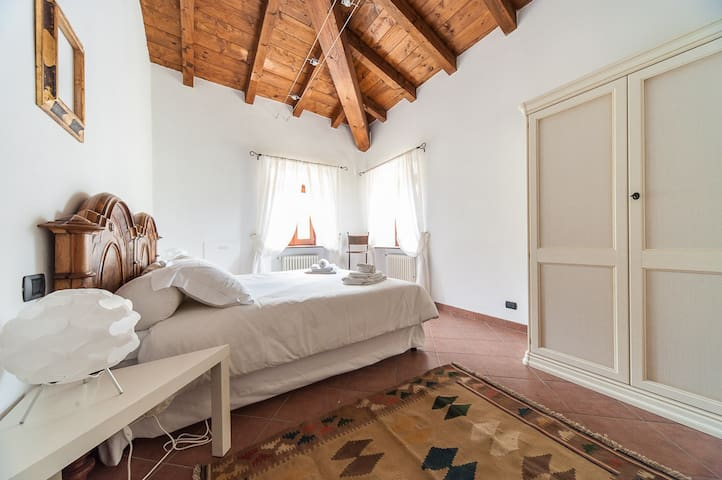 La Torretta: antica casa in sasso - Bobbio - Appartement