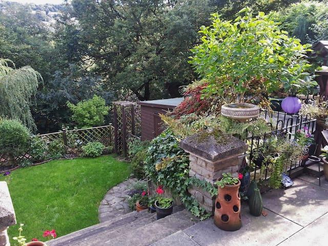 Garden Flat sleeps 2+2 in Sheffield - Sheffield - Apartemen