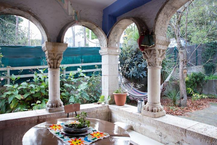 Habitación privada en Sant cugat - St Cugat del Vallès - Casa