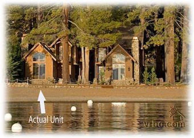 Lakefront Villa-Ski in/out (resort across street!) - Homewood - Casa