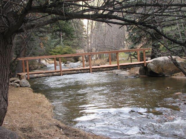Mountain Guest Suite Pristine Creek - Evergreen