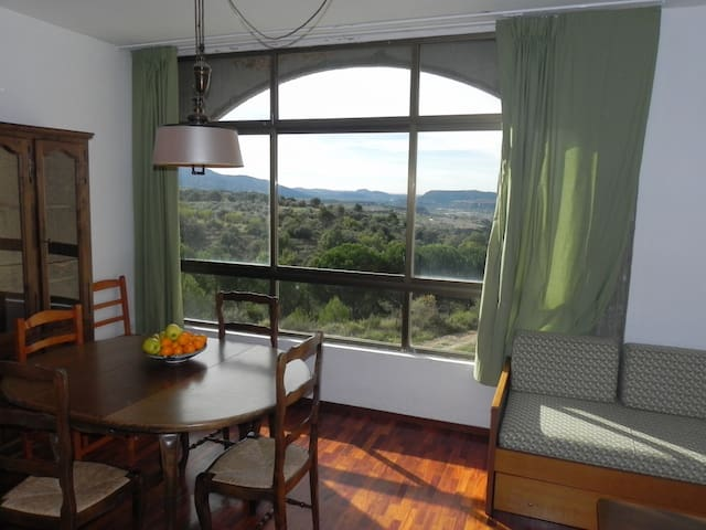 Comfortable in Condo at mountains - Huesca - Appartement