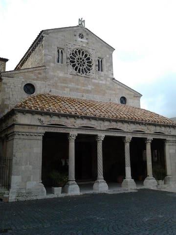 Apartment in medieval village - Lugnano in Teverina  - Daire