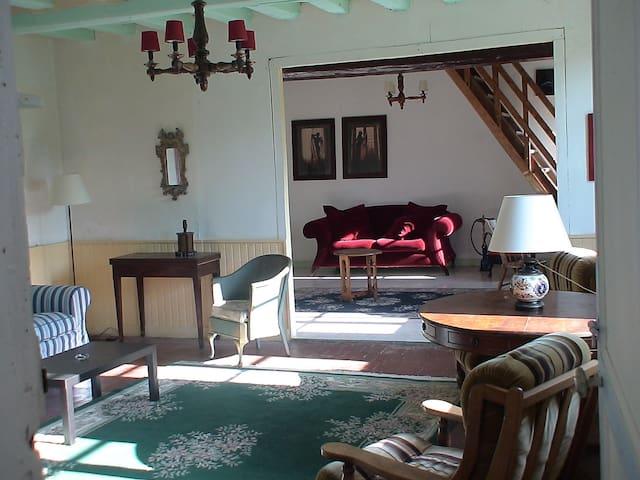 Maison charme typique du Perche - L'Hôme-Chamondot