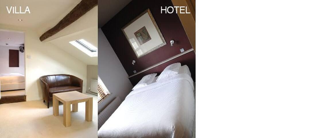 Hotel & Restaurant - Leicester - Enderby - Bed & Breakfast