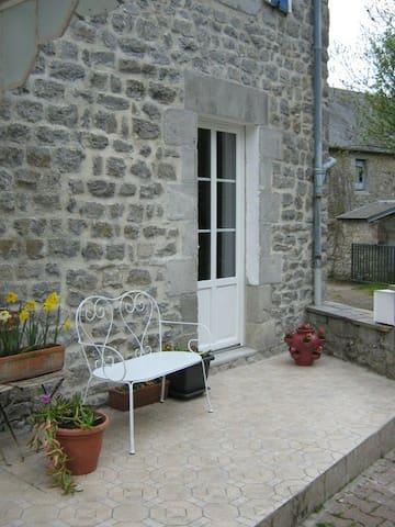 Chambre d'hôtes entre terre et mer - Regnéville-sur-Mer - Bed & Breakfast