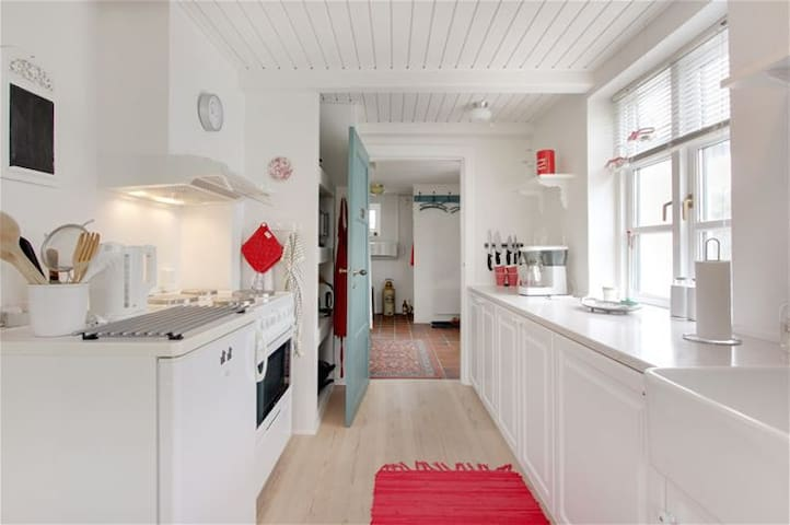 Charming little holiday in Vedersø - Ulfborg - Kabin