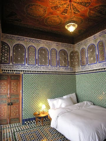 An Antique Royal Suite in Fes - Fes - Huoneisto