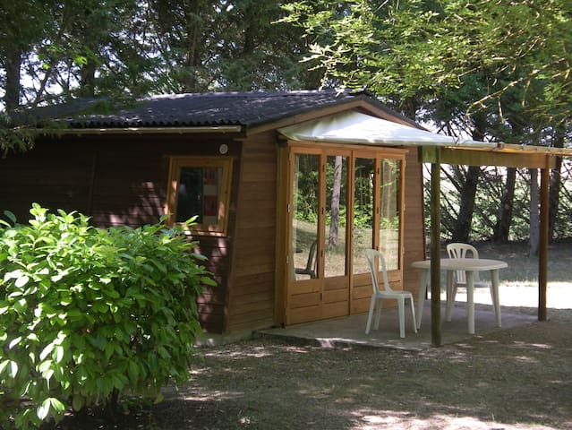 Cabane insolite pour 4 personnes - Vendoire - Hut