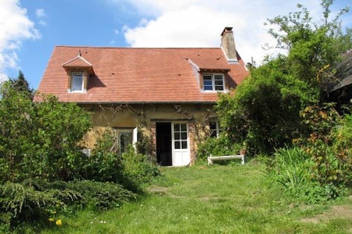 Landhouse with beautiful view  - Neuilly-en-Sancerre