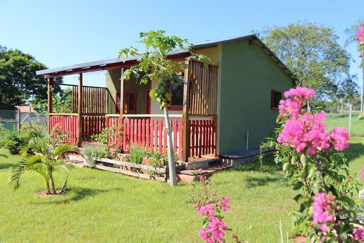 Gemütliches Gästehaus Nähe Asuncion - Aregua - Huis
