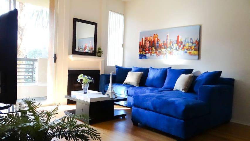 High Life in West Hollywood -2br/ba - Los Angeles - Apartament