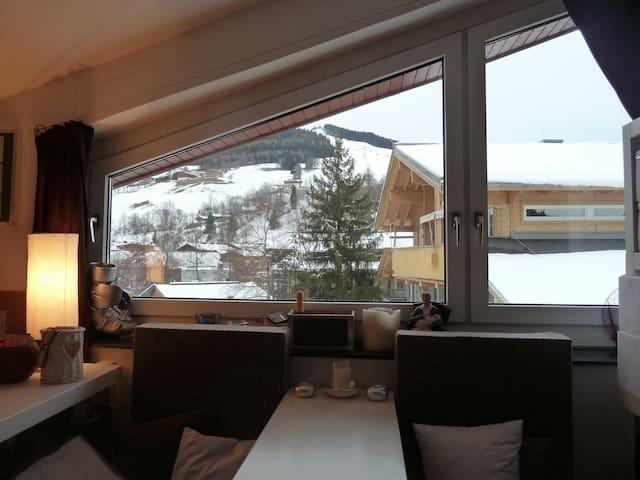 THE CAVE ALPINE - Saalbach-Hinterglemm - Apartament