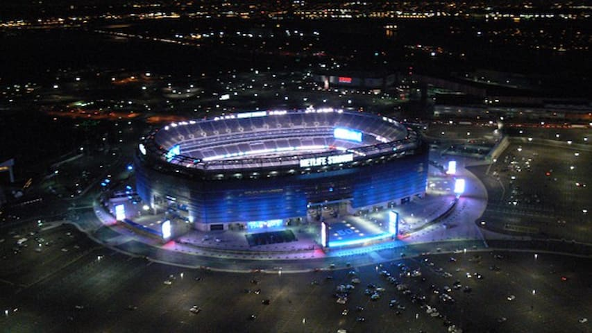 Super Bowl 2014- Modern 2 Bedroom - East Rutherford - Daire