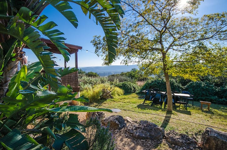 Tranquil Country Cottages-Family  - Mount Kadarim 338 - Stuga