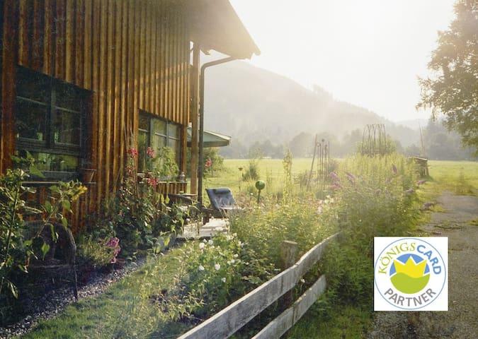 Holiday appartment in Oberammergau - Oberammergau - Leilighet
