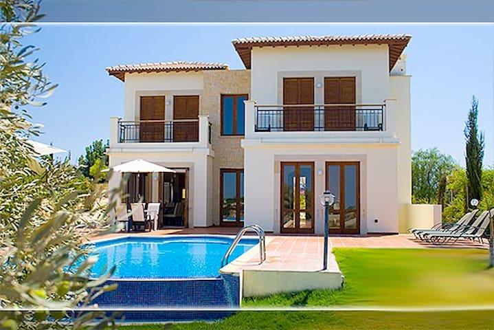 Luxury 3bd Villa in Aphrodite Hills - Kouklia