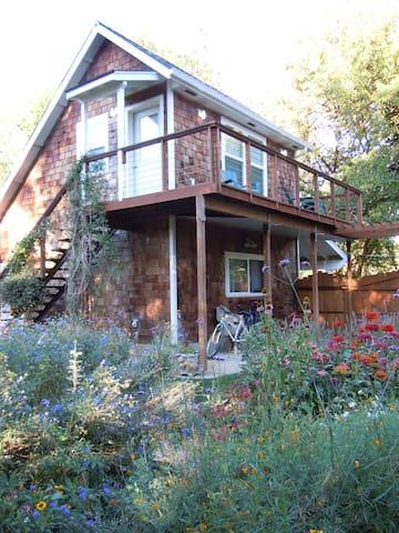 Garden Cottage Loft - Corvallis