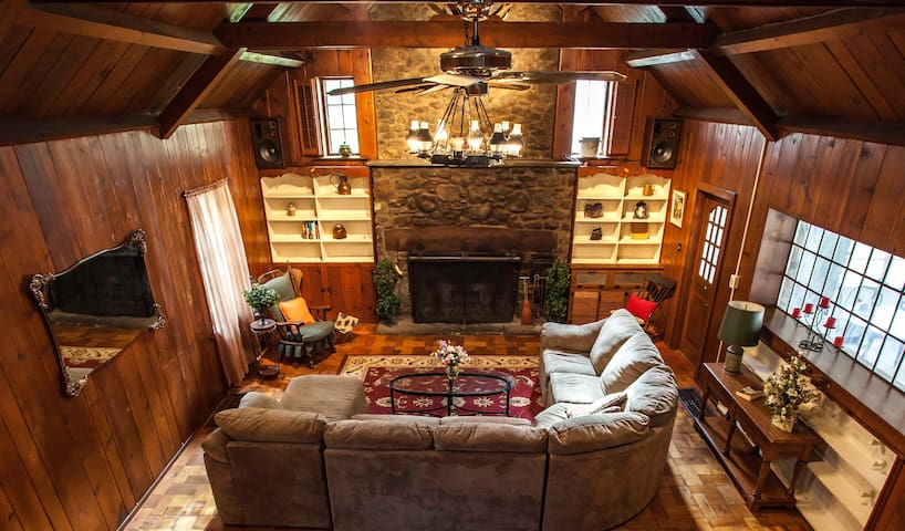 Chalet on   Sawmill - Quakertown - Hus