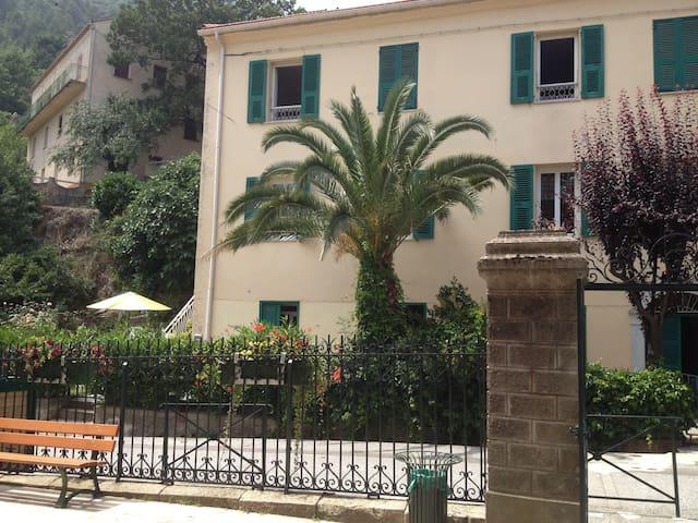 Corte charming flat in Venaco - Venaco - Lägenhet