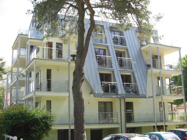 Komfortable Wohnung in erster Reihe - Swinoujscie - Leilighet