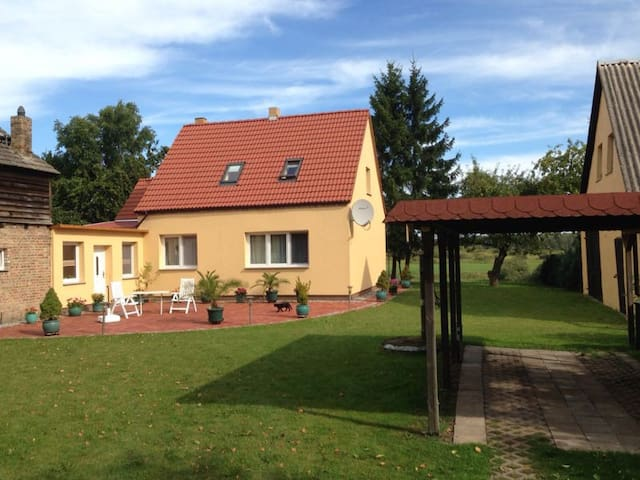 Erholungsparadies nahe Usedom - Liepen