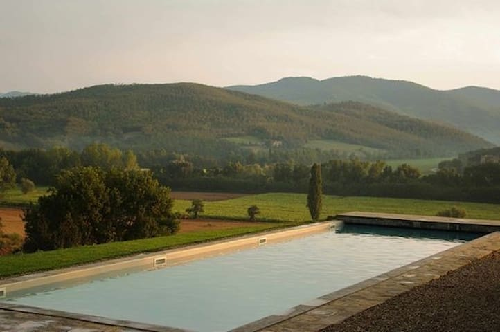Charming house in Tuscany - Anghiari - Appartement