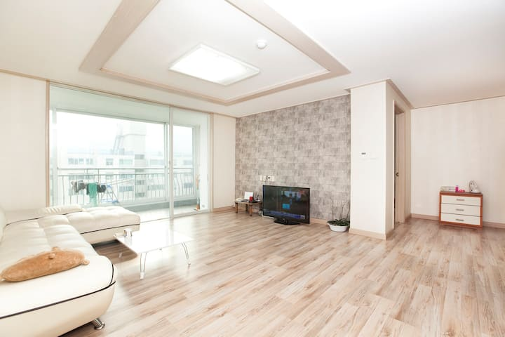 Furnished Apartment in Gangnam - Gangnam-gu - Huoneisto