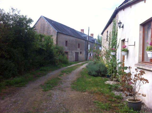 Gite, Sainte Mere Eglise, Normandy - Amfreville - Andre