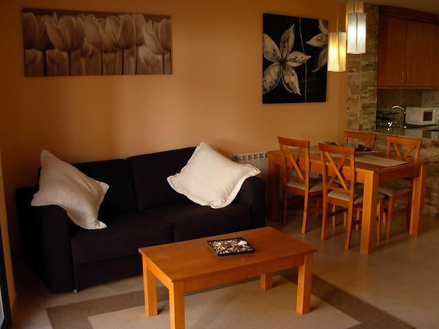 Apartment 4 people - Vilanova de la Sal - コンドミニアム