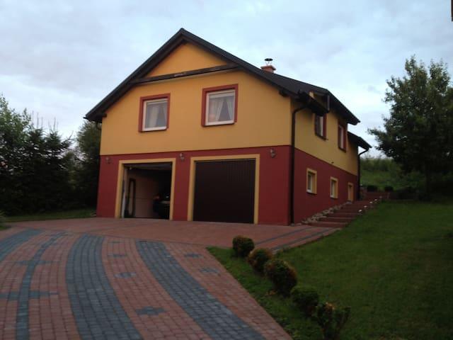Holiday house in Chmielno Gdansk - Gdansk - Huis