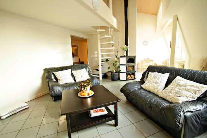 Comfort Apartment in the Embassy area - Berna