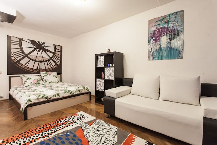 NYC style apartment - Moscow center - Moskva - Apartment