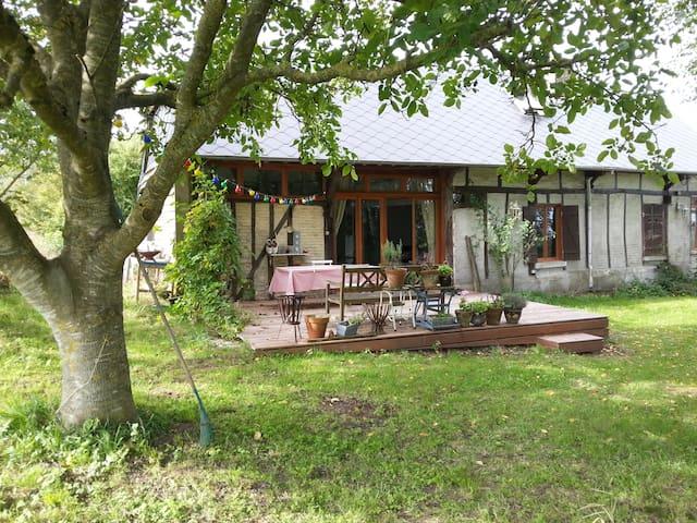Genieten op het Franse platteland! - Landouzy-la-ville - Stuga