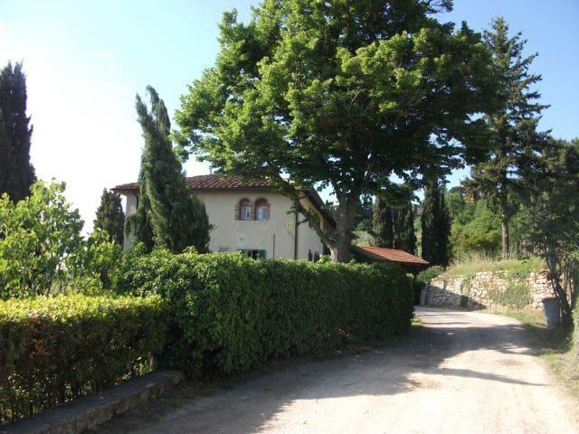Appartamento Sole Villa Ridaldi - Case Poggio - Villa
