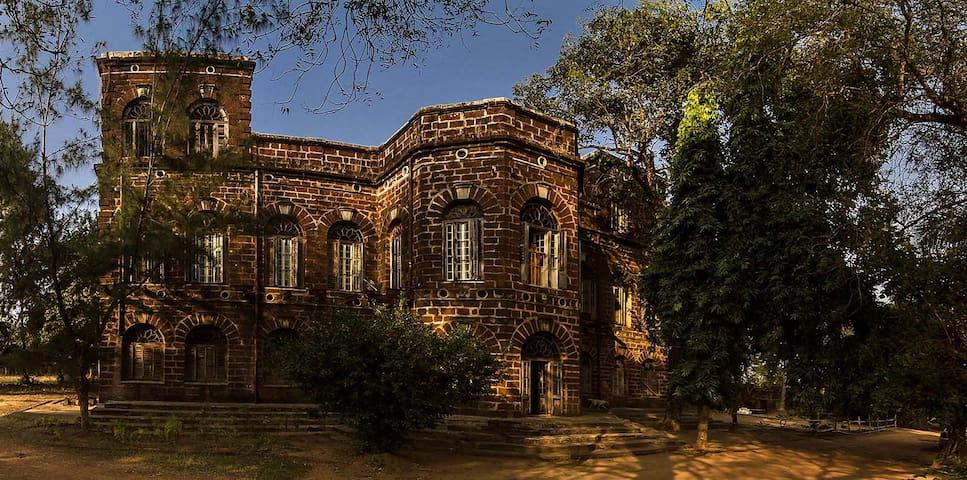 KILA DALIJODA  a heritage homestay  - Cuttack - Vila