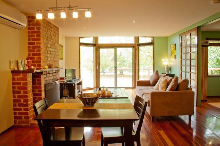 Luxury one bedroom Nanking cottage - Narbethong - Villa