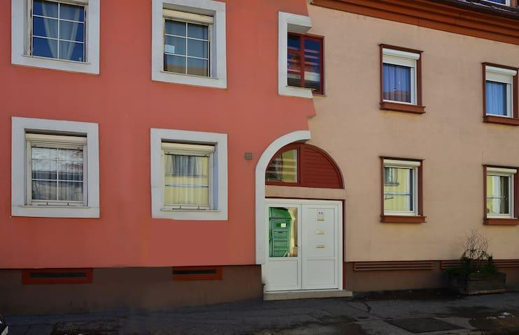 Thermal Apart in Downtown Eger  - Eger - Lägenhet