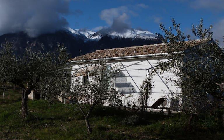 Studio Mare Monti a Caprafico  - Casoli - Ev