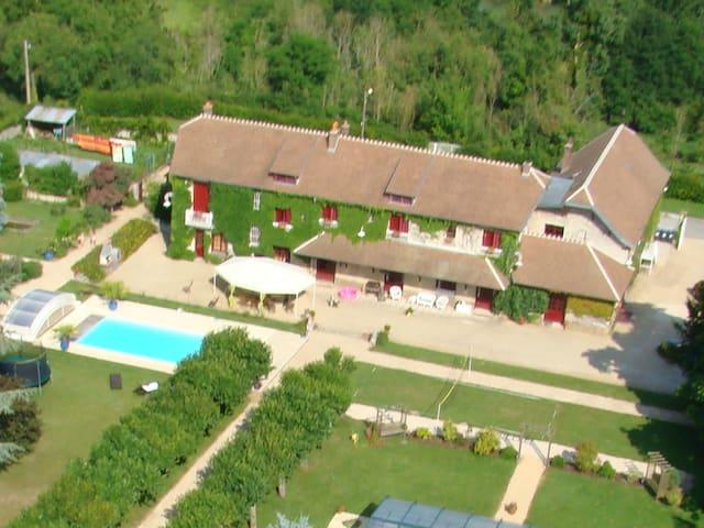 Gîte de la Marne (6 personnes) - Méry-sur-Marne - Appartement