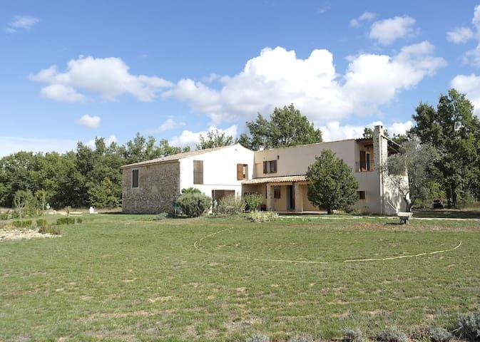House in Verdon, St-Croix lake - Montagnac-Montpezat - Huis