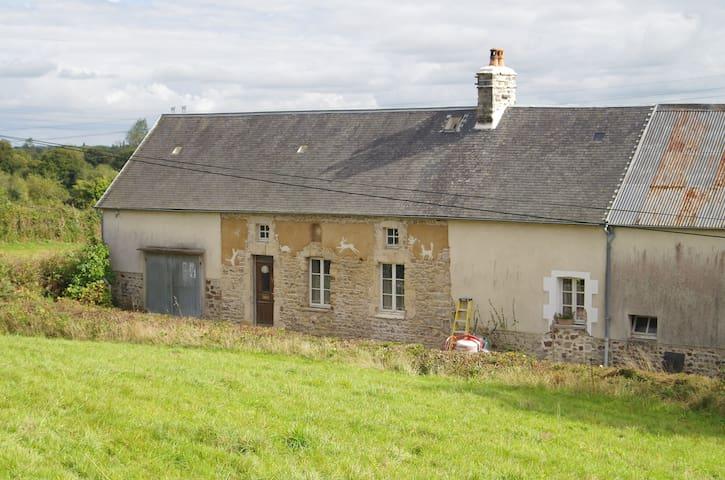 Rural French B+B, room 1 of 2 - Varenguebec