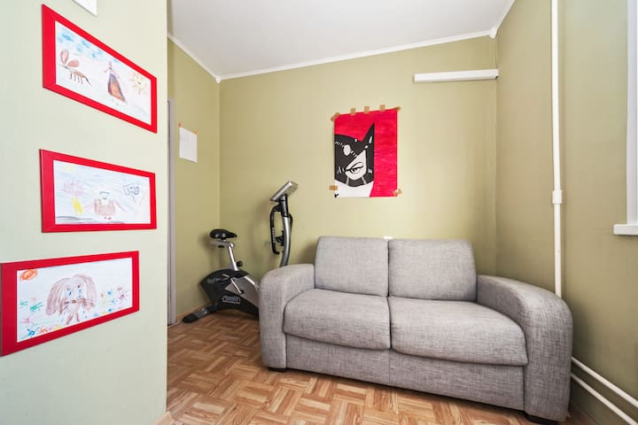 Cozy apartment your Moscow Vacation - Moscú