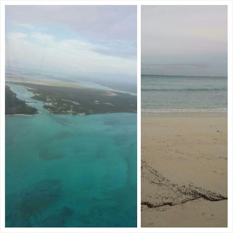 Bahama Island Ocean View Retreat - Andros Calabash Bay, Small Hope Bay  - Apartament