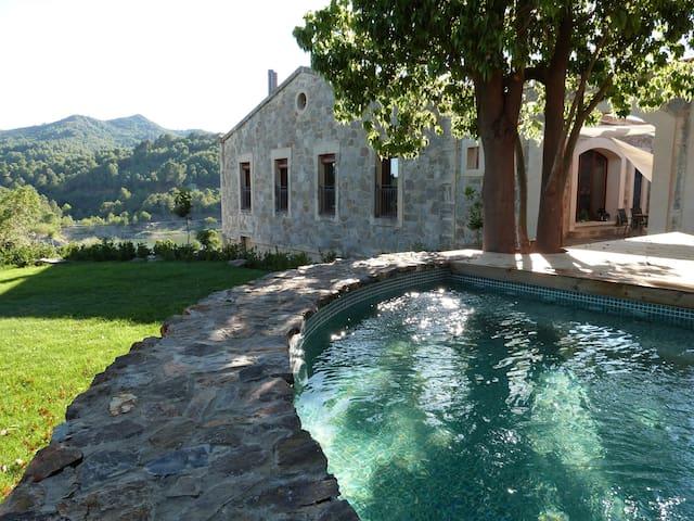 Casa Vella del Panta, masia rural - Riudecanyes - Hus
