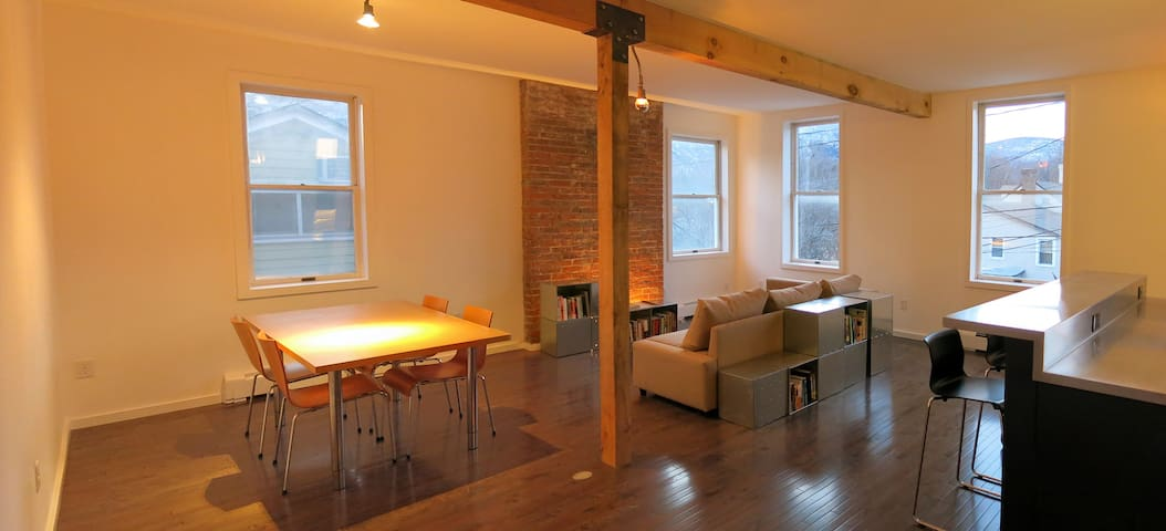 Beautiful loft space - Cold Spring - Byt