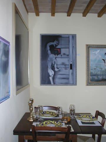 NATURE ART- - Pieve Santo Stefano - Bed & Breakfast