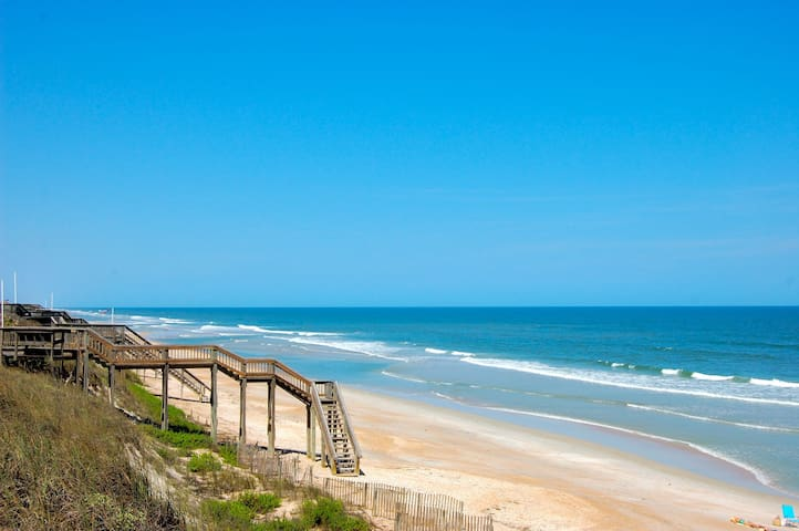 Walk To Beautiful Beaches - Ponte Vedra - Huis