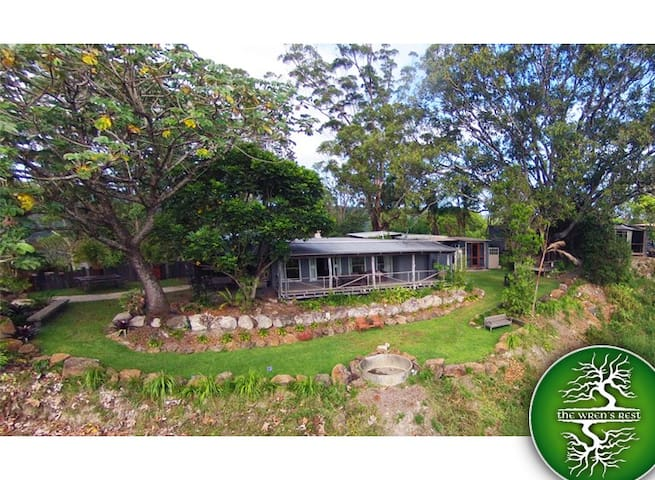 Self Contained Home in the Forest - Repentance Creek - Stuga
