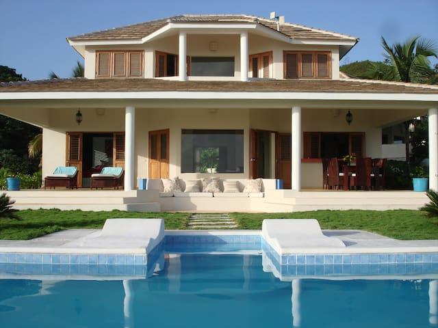 Villa stunning views of the Ocean - Las Terrenas, - 一軒家